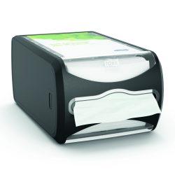 (N4) 272511 Tork Xpressnap pultra tehető szalvétaadagoló (fekete)