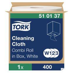 (W1/W2/W3) 510137 Tork tisztítókendő tekercses 510 ipari papírtörlő
