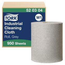 (W1) 520304 Tork ipari tisztítókendő tekercses 520 ipari papírtörlő