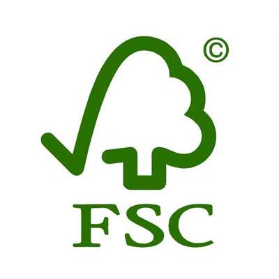 FSC Megbízható forásból származó papír