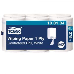 (M2) 100134 Tork törlőpapír belsőmagos  tekercses kéztörlő papírtörlő törlő 415