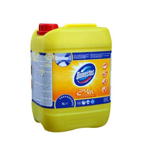 Domestos Citrus Fresh-Fertőtlenítő hatású tisztítószer 5L