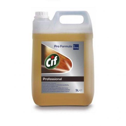 Cif Prof. Wood Floor Cleaner parkettaápoló (5 l)