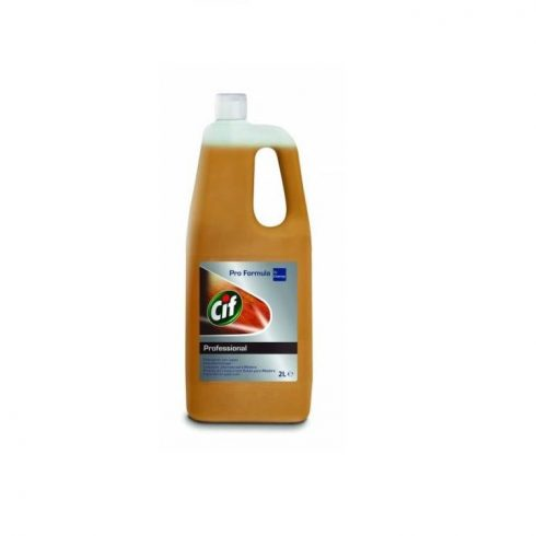 Cif Prof. Wood Floor Cleaner parkettaápoló (2 l)