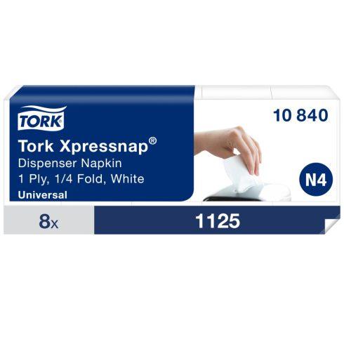N4 10840 Tork Xpressnap adagolós szalvéta fehér