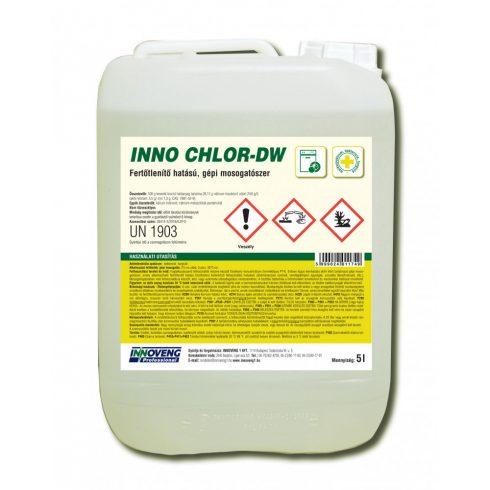 11044 Innofluid TF Klór MG  Baktericid, fungicid hatású gépi mosogatószer (5L)