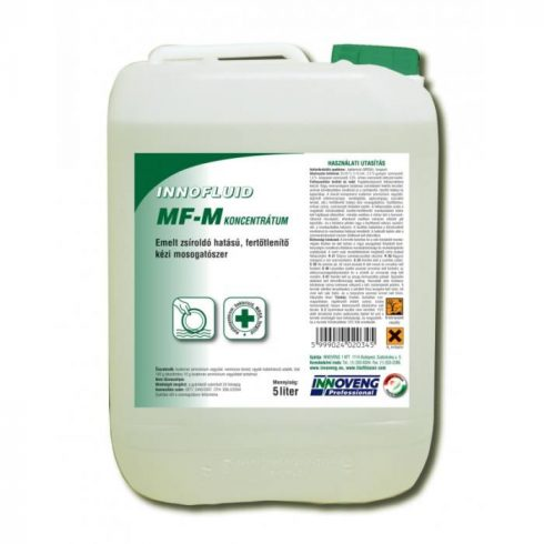 12034 INNO- MF M kézi mosogatószer (5L)