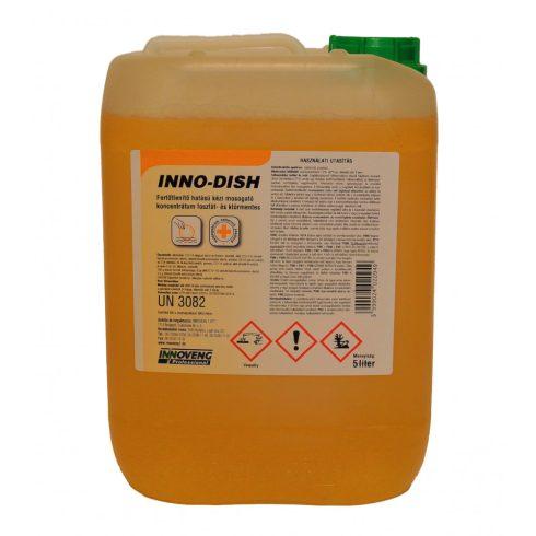 12084 Inno Dish Star fertőtlenítő hatású kézi mosogatószer (5L)