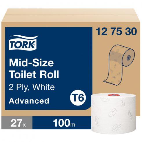 T6 127530 Tork Mid-Size soft toalettpapír