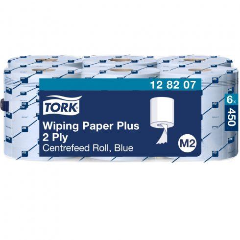 M2 128207 Tork belsőmagos törlőpapír plusz kék