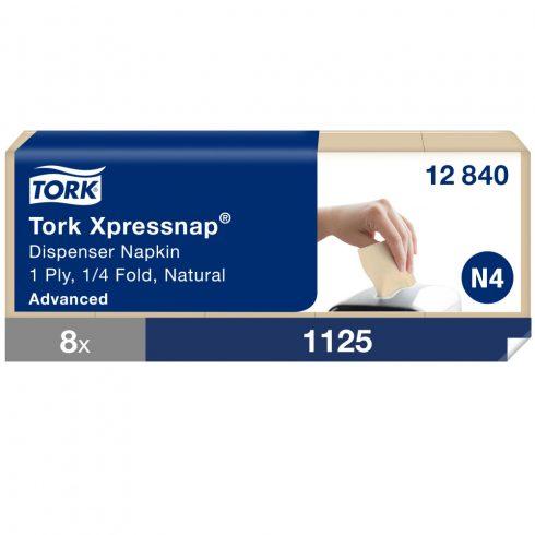 N4 12840 Tork Xpressnap adagolós szalvéta natúr