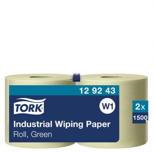 W1 129243 Tork nagy teljesítményű törlőpapír tekercses ipari papírtörlő