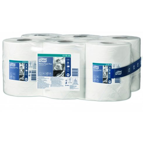 M2 130044 Tork belsőmagos törlőpapír plusz, 420 ipari papírtörlő
