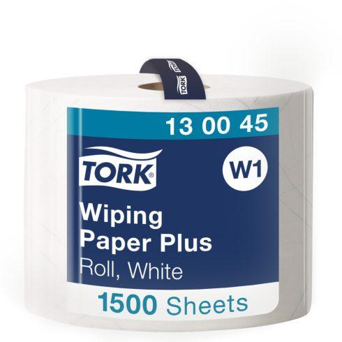 W1 130045 Tork törlőpapír plusz tekercses törlőpapír ipari papírtörlő