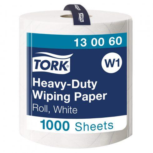 W1 130060 Tork nagy teljesítményű törlőpapír tekercses 430 ipari papírtörlő