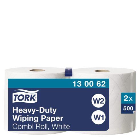 W2 130062 Tork nagy teljesítményű törlőpapír tekercses 430 ipari papírtörlő