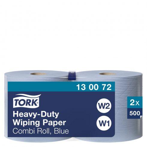 W2 130072 Tork nagy teljesítményű törlőpapír tekercses 430 ipari papírtörlő