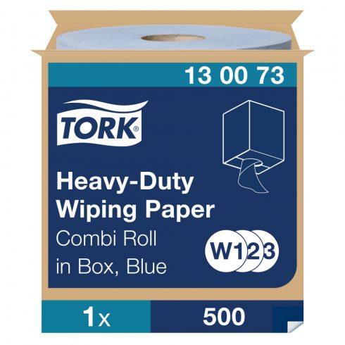 W3 130073 Tork nagy teljesítményű törlőpapír tekercses 430 ipari papírtörlő