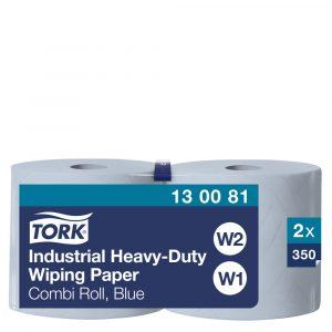 (W2) 130081 Tork nagy teljesítményű törlőpapír 440 ipari papírtörlő