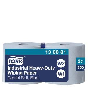 W2 130081 Tork nagy teljesítményű törlőpapír 440 ipari papírtörlő