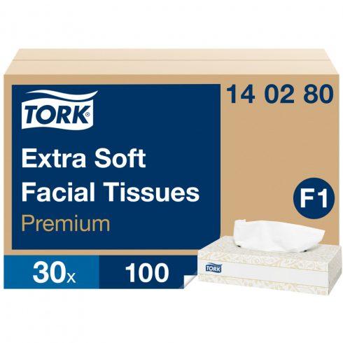 (F1) 140280 Tork Premium kozmetikai kendő