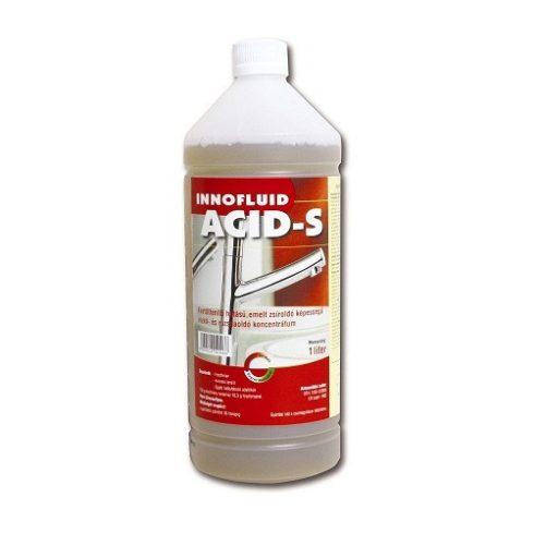 14046 Innofluid Acid SX fert. vízkő- és roszdaoldó 1L (régi név:Innofluid Acid SX (1L))