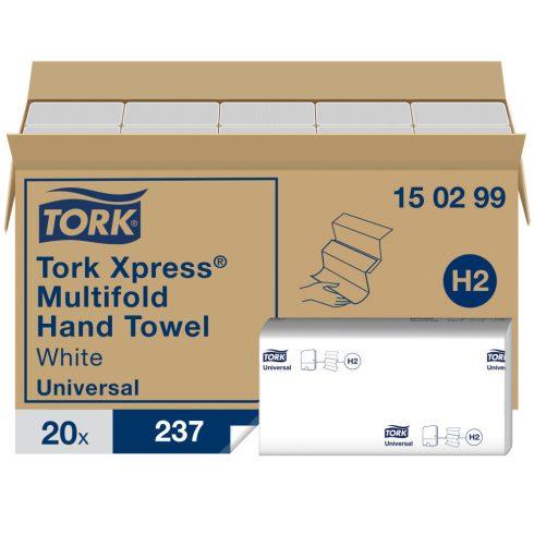 H2 150299 Tork Multifold kéztörlő papírtörlő