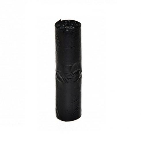 16040 Szemetes zsák 160L -szemeteszsák 160 literes- fekete