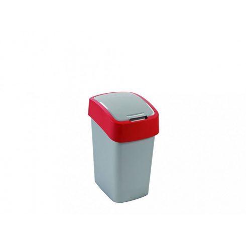 190171 Curver PACIFIC FLIP BIN  Billenős beltéri szelektív hulladékgyűjtő szemetes kuka  25L piros