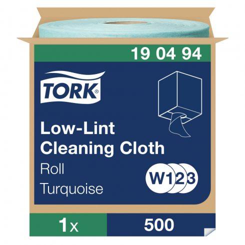 W1 190494 Tork szöszszegény tisztítókendő tekercses ipari papírtörlő Régi cikkszám: 90494