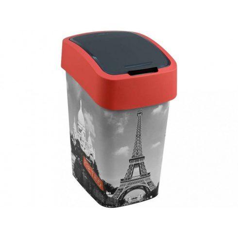 209997 Curver PACIFIC FLIP BIN  billenős beltéri szelektív szemetes kuka  25L Párizs