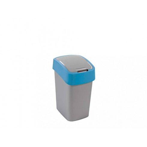 217817 Curver PACIFIC FLIP BIN  Billenős beltéri szelektív szemetes kuka  25L kék