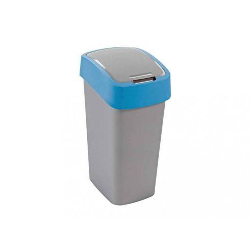 217818 Curver PACIFIC FLIP BIN  Billenős beltéri szelektív szemetes kuka  50L kék