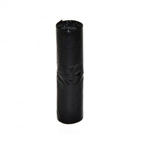 2512 Szemetes zsák 25L -szemeteszsák 25 literes- fekete