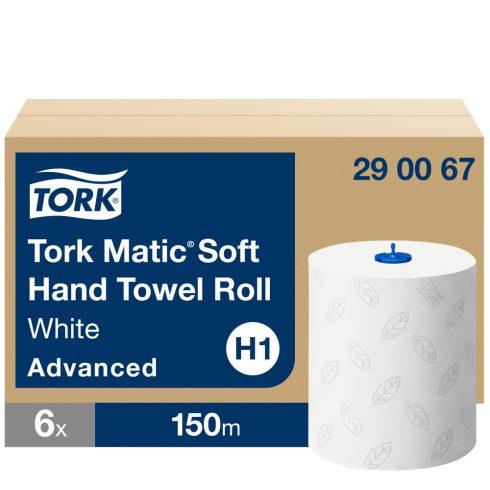 H1 290067 Tork Matic Soft tekercses kéztörlő papírtörlő