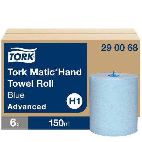 H1 290068 Tork Matic kék tekercses kéztörlő papírtörlő