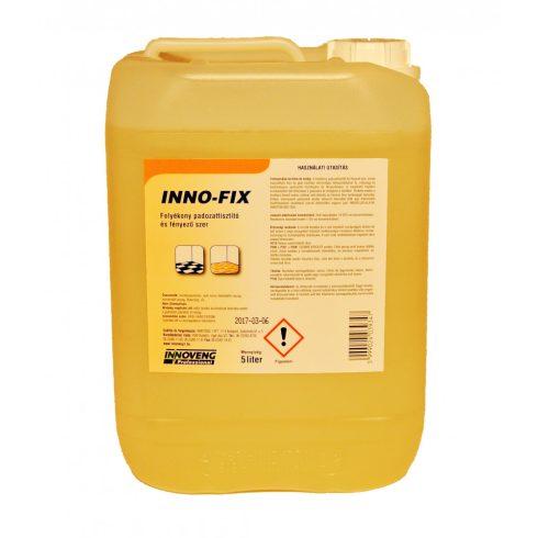 39304 Inno Fix folyékony padozattisztító és fényező szer márványra, parkettára (5L)