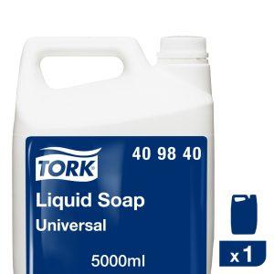 409840 Tork általános folyékony szappan 5l