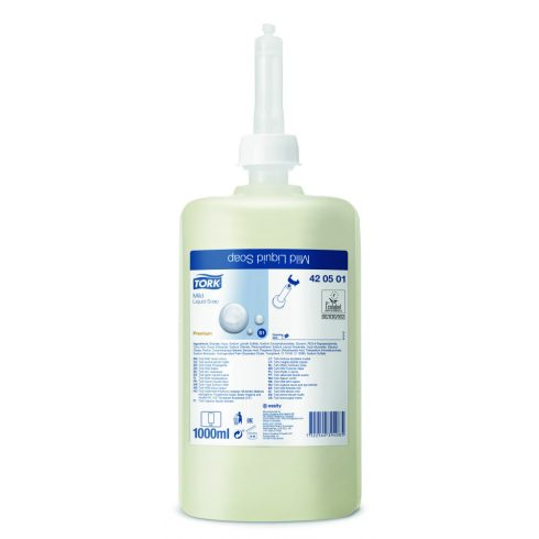 S1 420501 Tork kézkimélő folyékony szappan