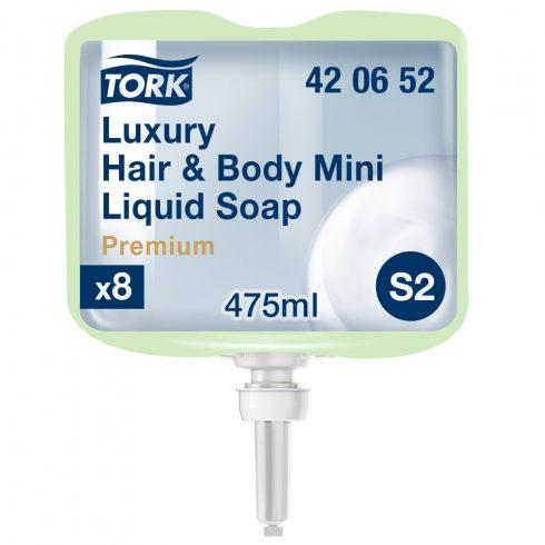 (S2) 420652 Tork luxus pipere folyékony szappan
