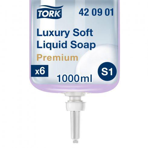 (S1) 420901 Tork Luxury Soft folyékony szappan