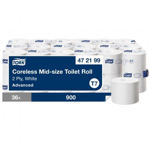 T7 472199 Tork belsőmag nélküli Mid-size toalettpapír