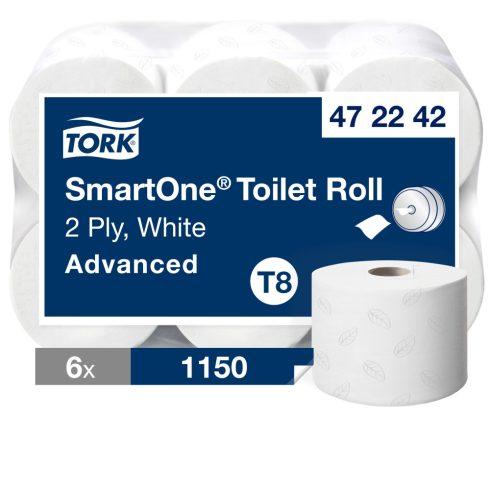 T8 472242 SmartOne toalettpapír tekercs