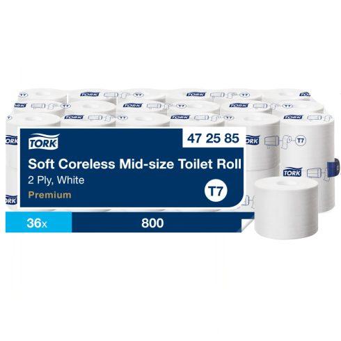 T7 472585 Tork belsőmag nélküli Mid-size toalettpapír