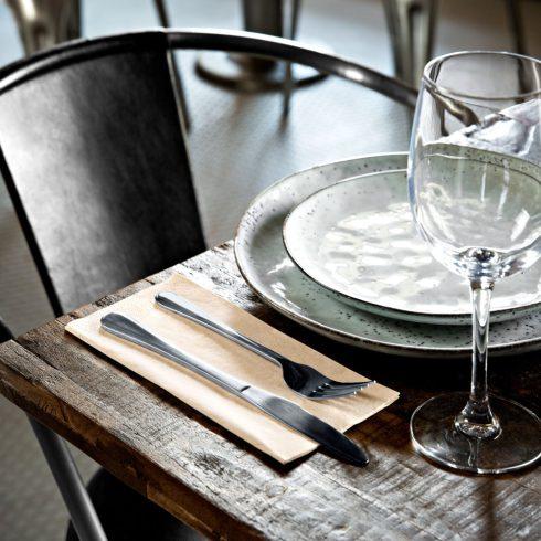 477352 Tork Dinner szalvéta szalvéta környezetbarát jelzéssel Natúr