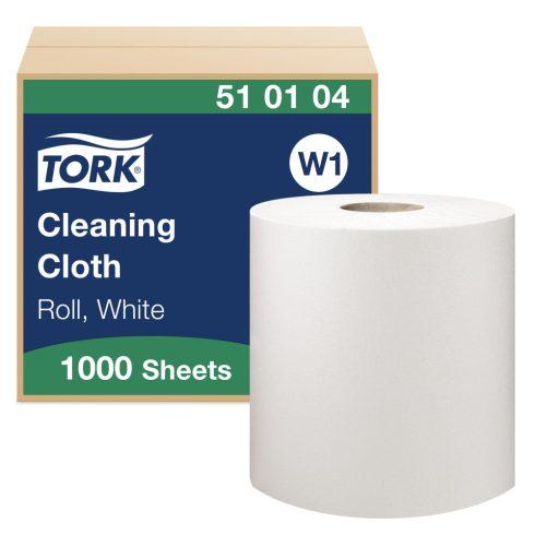 W1 510104 Tork Premium többcélú tisztítókendő tekercses  510 ipari papírtörlő