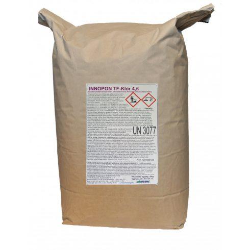 51542 Innopon Uni TF-KLÓR M 25 kg (régi név:Innopon  TF Klór M  baktericid, fungicid hatású mosogatópor (25 kg))