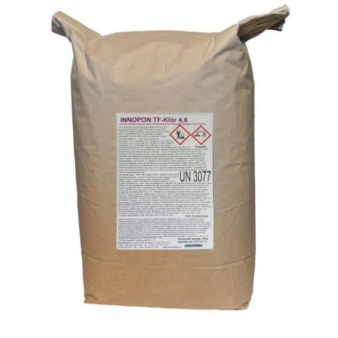 IPTFKM5 Innopon Uni TF-KLÓR M 5 kg (régi név:Innopon  TF Klór M  baktericid, fungicid hatású mosogatópor (5 kg))