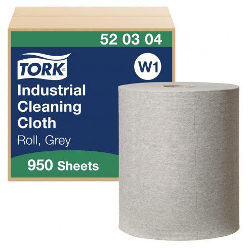 W1 520304 Tork ipari tisztítókendő tekercses 520 ipari papírtörlő