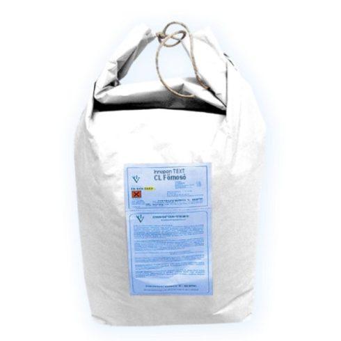 58652 Innopon Text Főmosó CL fertőtlenítő mosópor fehér ruhákhoz (20 kg)
